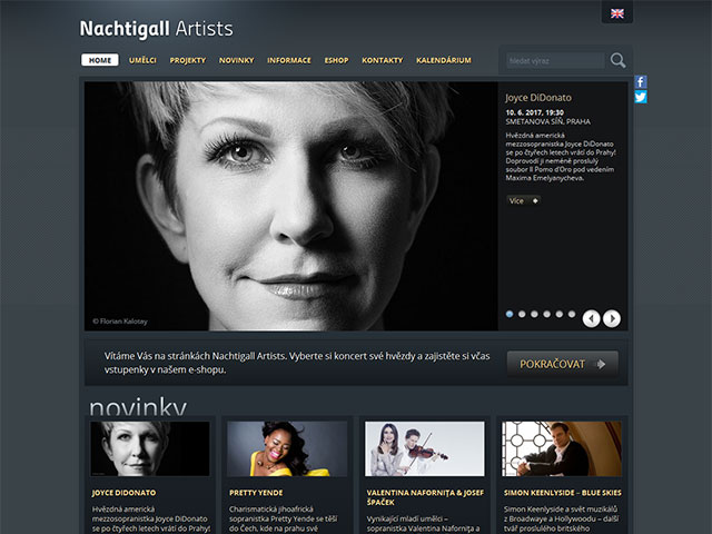 Nachtigall Artists Management, s.r.o.